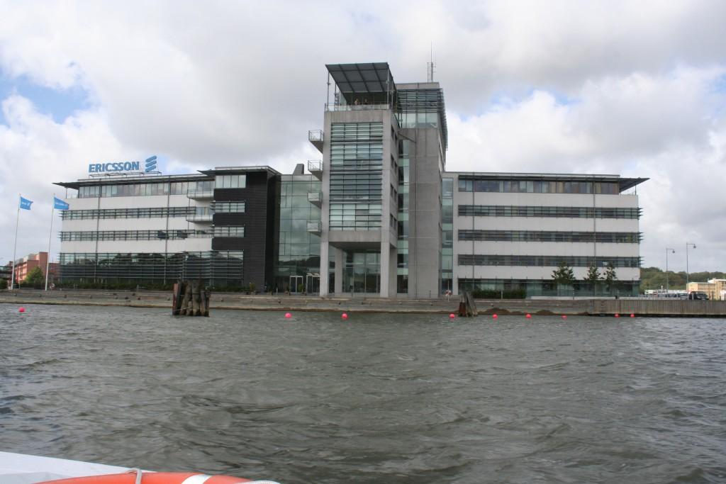 Kontorshus på Norra Älvstranden, Göteborg